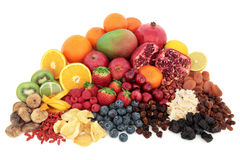 Fruit Superfood Stock Images