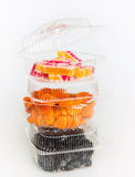 Fruit sweets Stock Photography