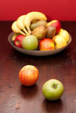 Fruit on the table Royalty Free Stock Image