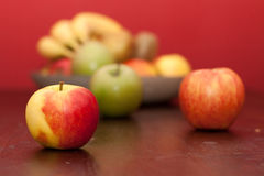 Fruit on the table Royalty Free Stock Photo