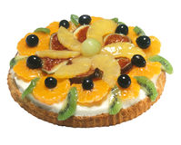 Fruit tart Royalty Free Stock Photo