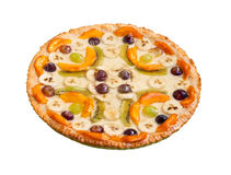 Fruit Tart Stock Photography