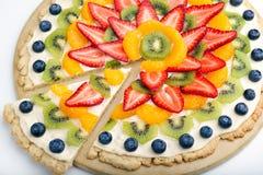 Fruit tart Royalty Free Stock Photos