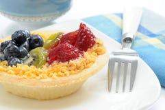 Fruit Tart Royalty Free Stock Image