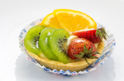 Fruit Tart Royalty Free Stock Images