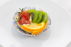 Fruit Tart Stock Photos