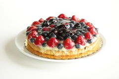 Fruit Tart Royalty Free Stock Photos