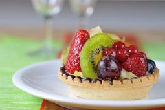 Fruit tarte 2 Royalty Free Stock Photography