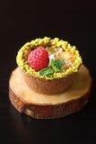 Fruit Tartlet Stock Foto's