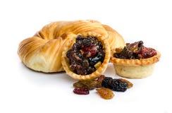 Fruit tartlet . Royalty Free Stock Photo