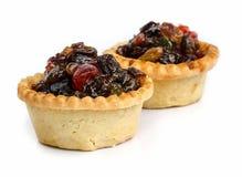 Fruit tartlet . Stock Images