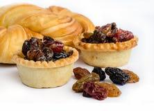 Fruit tartlet . Royalty Free Stock Photos