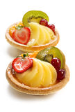 Fruit Tarts Royalty Free Stock Photo