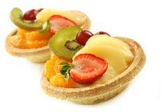 Fruit Tarts royalty free stock images
