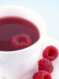 Fruit tea Stock Photography