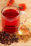 Fruit tea Stock Photos
