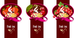 Fruit Tea Royalty Free Stock Photo