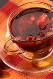 Fruit tea Royalty Free Stock Image