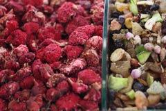Fruit teas Royalty Free Stock Photography
