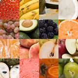 Fruit texture. Royalty Free Stock Photography