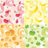 Fruit texture Royalty Free Stock Photos