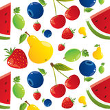 Fruit texture Stock Photos