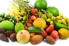 Fruit Thailand. Fresh fruit and vegetables, Thailand Stock Photos