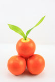Fruit thinning, fruit, oranges,. Some fresh fruit, fruit juice to drink Royalty Free Stock Photography