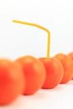 Fruit thinning, fruit, oranges, Stock Photo