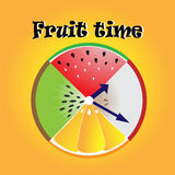 Fruit time Royalty Free Stock Photo