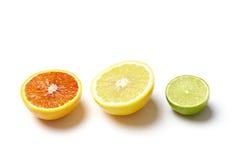 Fruit traffic light concept Stock Photography
