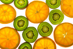 Fruit transparency Royalty Free Stock Photography