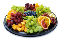 Fruit Tray Royalty Free Stock Photos