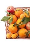 Fruit tray Royalty Free Stock Photography