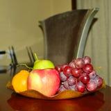 Fruit tray Royalty Free Stock Photos