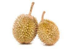 Fruit tropical asiatique connu sous le nom de durian Images stock