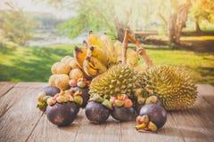 Fruit tropical frais Photo libre de droits