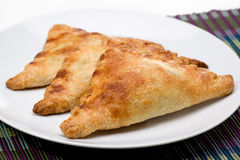 Fruit Turnovers Stock Photo