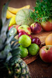 Fruit variety Royalty Free Stock Photography