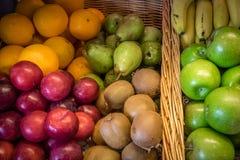 Fruit variety Stock Photography