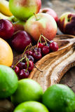 Fruit variety Royalty Free Stock Images