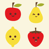 fruit Vector Illustration Royalty Free Stock Photo