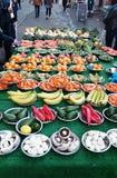 Fruit and veg Stock Image