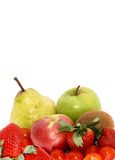 Fruit and veg stationary Stock Photo