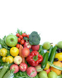 Fruit and vegetable Royalty Free Stock Photos