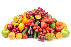 Fruit and vegetable Stock Image
