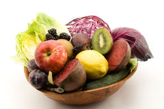 Fruit and vegetable Stock Images
