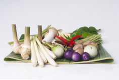 Fruit and vegetable. Borders  borders on wood Stock Images