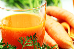 Fruit and vegetable juice royalty free stock photos