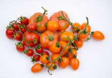 Fruit and vegetable variety Stock Photography